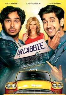 Dr. Cabbie - Poster Art