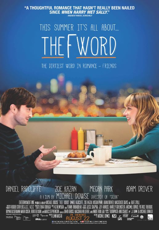 The F Word Poster