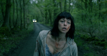 Pollyanna McIntosh stars as Sarah in Simeon Halligan's White Settlers (2014)