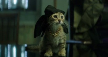 keanu cat
