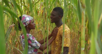 Felicia Atampuri and Jacob Ayanaba in Nakom (2016).  Courtesy of WIDE