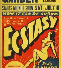 Subversive Saturday: Ecstasy (1933)