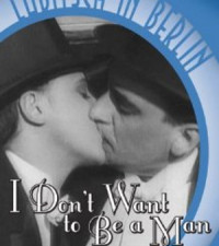 Subversive Saturday: I Don't Want to Be a Man (1918)