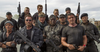 Expendables Group Shot