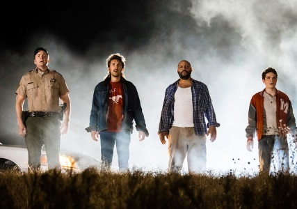 First trailer for Lazer Team
