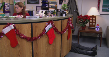office Christmas