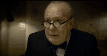 projection oscar toronto time --  gary oldman as winston churchill